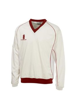 Surridge Premier Long Sleeve Sweater - Senior